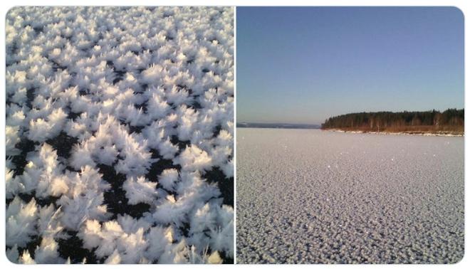 Loạt hình ảnh trong mùa đông khắc nghiệt, băng tuyết trắng xoá ở nước Nga chỉ nhìn thôi cũng đủ thấy rét run cầm cập - Ảnh 10.