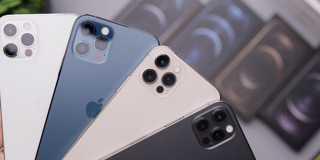Mẫu iPhone 12 Pro đang giảm giá mạnh nhưng vẫn rất ít người mua 003