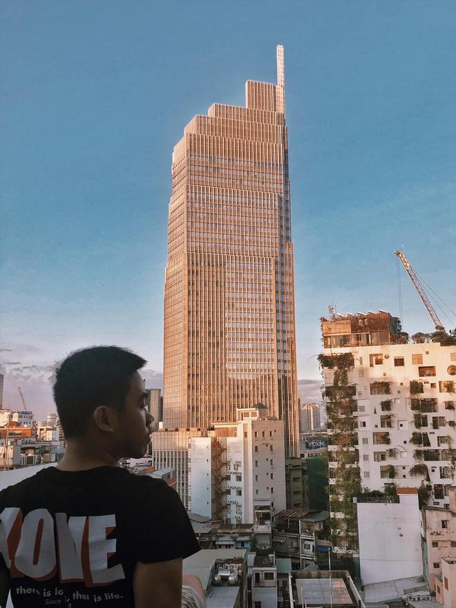 Designer trổ tài thiết kế căn hộ 20m2 đẹp như homestay, ăn tiền nhất là gác mái bao trọn cảnh thành phố - Ảnh 6.