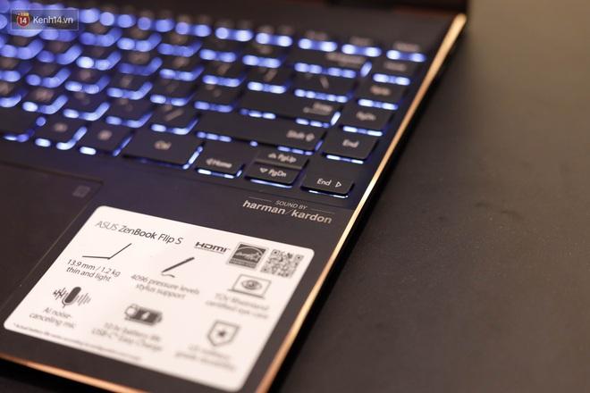 Trên tay nhanh ASUS ZenBook Flip 2020: Mỏng, nhẹ, đẹp! - Ảnh 10.