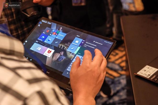 Trên tay nhanh ASUS ZenBook Flip 2020: Mỏng, nhẹ, đẹp! - Ảnh 4.