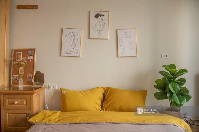Review nhà thuê ở Đống Đa, Hà Nội: Phòng rộng 15m2 nhưng tiện ích không thiếu thứ gì, lại được decor xinh hết sức - Ảnh 5.