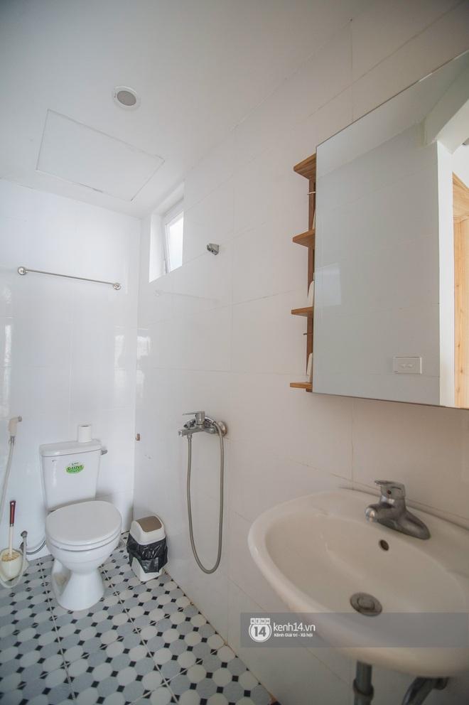 Review nhà thuê ở Đống Đa, Hà Nội: Phòng rộng 15m2 nhưng tiện ích không thiếu thứ gì, lại được decor xinh hết sức - Ảnh 9.