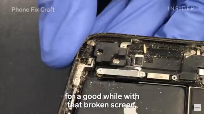 Cộng đồng mạng hãi hùng cảnh vệ sinh iPhone qua kính hiển vi, không thể tin điện thoại lại có thể bẩn đến vậy! - Ảnh 3.