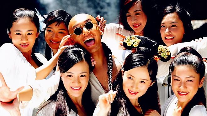 6 anh Vi Tiểu Bảo khét tiếng của Lộc Đỉnh Ký: Ngon mắt nhất phải là Huỳnh Hiểu Minh, Trương Nhất Sơn thì... dị miễn bàn - ảnh 21