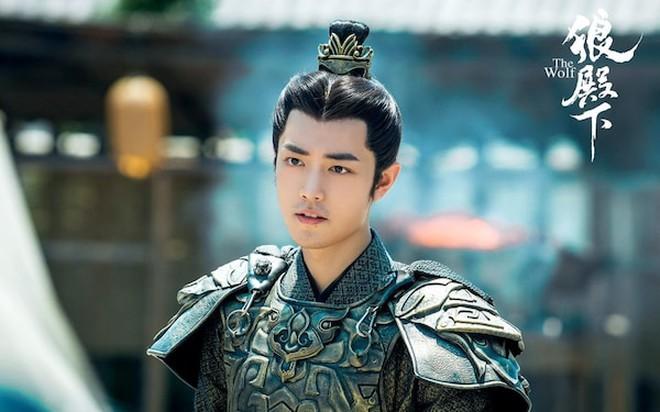 Tiêu Chiến dẫn đầu bình chọn Giải thưởng Truyền hình Trung Quốc, số phiếu gấp 10 lần Nhậm Gia Luân - ảnh 1