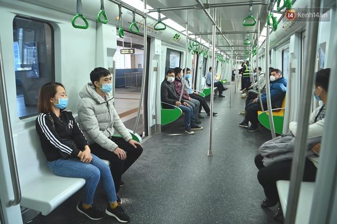 Ảnh: Diễn tập giả định cháy trên tàu và nhà ga tại dự án Cát Linh - Hà Đông - ảnh 16