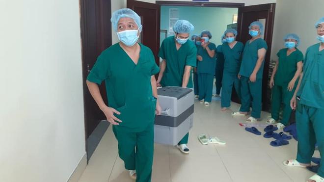 Lần đầu tiên, điều phối đa tạng từ Vũng Tàu đi 3 miền đất nước cứu 4 người - Ảnh 1.