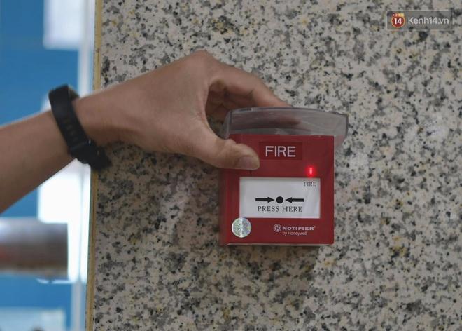 Ảnh: Diễn tập giả định cháy trên tàu và nhà ga tại dự án Cát Linh - Hà Đông - ảnh 9