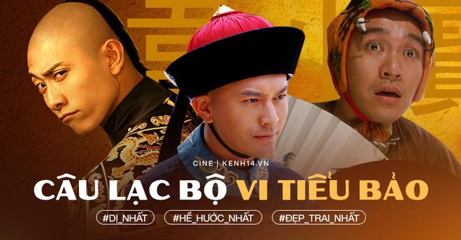 6 anh Vi Tiểu Bảo khét tiếng của Lộc Đỉnh Ký: Ngon mắt nhất phải là Huỳnh Hiểu Minh, Trương Nhất Sơn thì... dị miễn bàn - ảnh 1