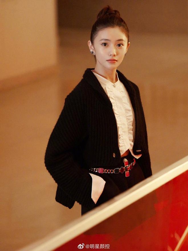 Mưu nữ lang Lưu Hạo Tồn no gạch vì đứng ngang hàng Tam Kim Ảnh Hậu ở ảnh chụp tân binh Kim Kê - ảnh 13