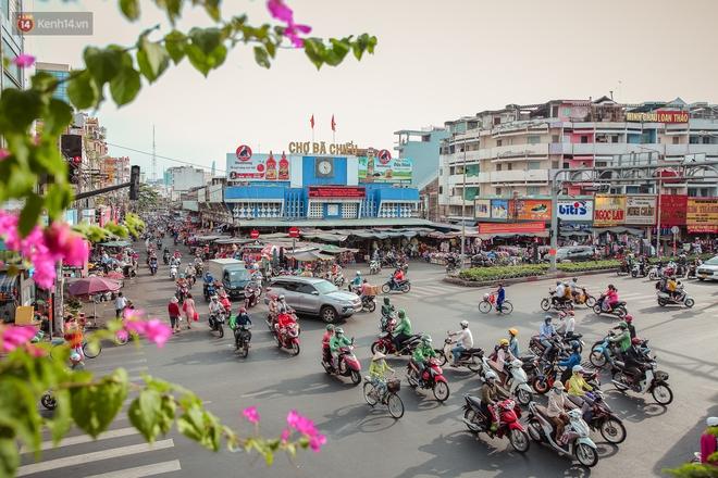 Ngắm nhìn một Sài Gòn bình yên trong ngày cuối năm 2020 - Ảnh 2.