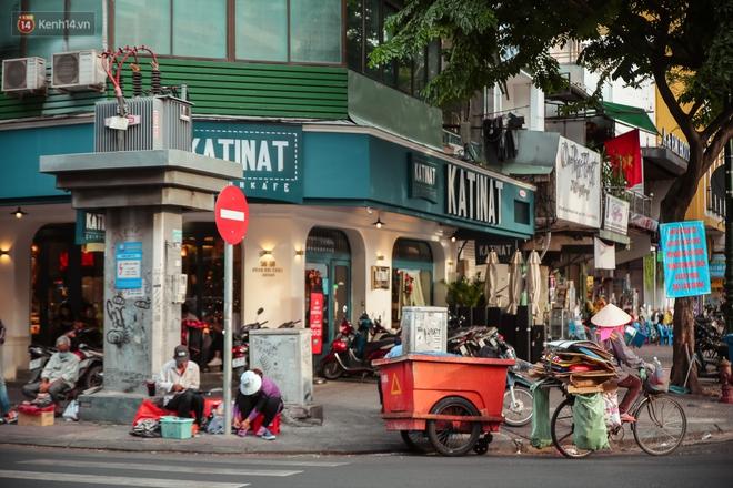 Ngắm nhìn một Sài Gòn bình yên trong ngày cuối năm 2020 - Ảnh 11.