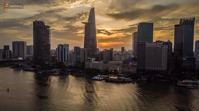 Ngắm nhìn một Sài Gòn bình yên trong ngày cuối năm 2020 - Ảnh 19.