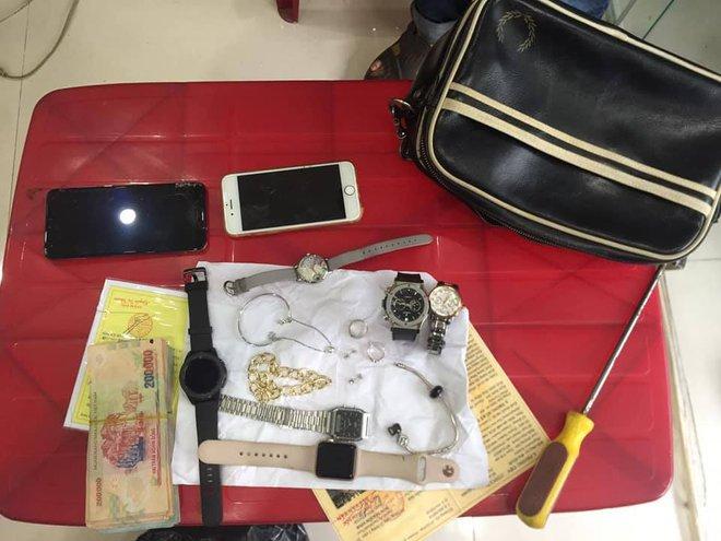 Bắt nam thanh niên lái ôtô 7 chỗ đi trộm cắp gần nửa tỉ đồng - Ảnh 3.