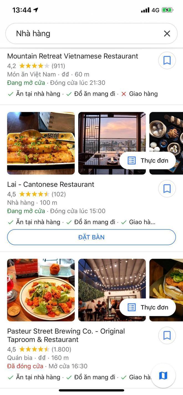 """6 tiện ích """"bí mật"""" nhưng cực kỳ hay ho ngay trên Google Maps mà rất ít người biết - Ảnh 2."""