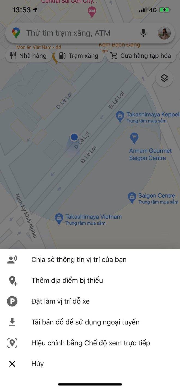 """6 tiện ích """"bí mật"""" nhưng cực kỳ hay ho ngay trên Google Maps mà rất ít người biết - Ảnh 4."""