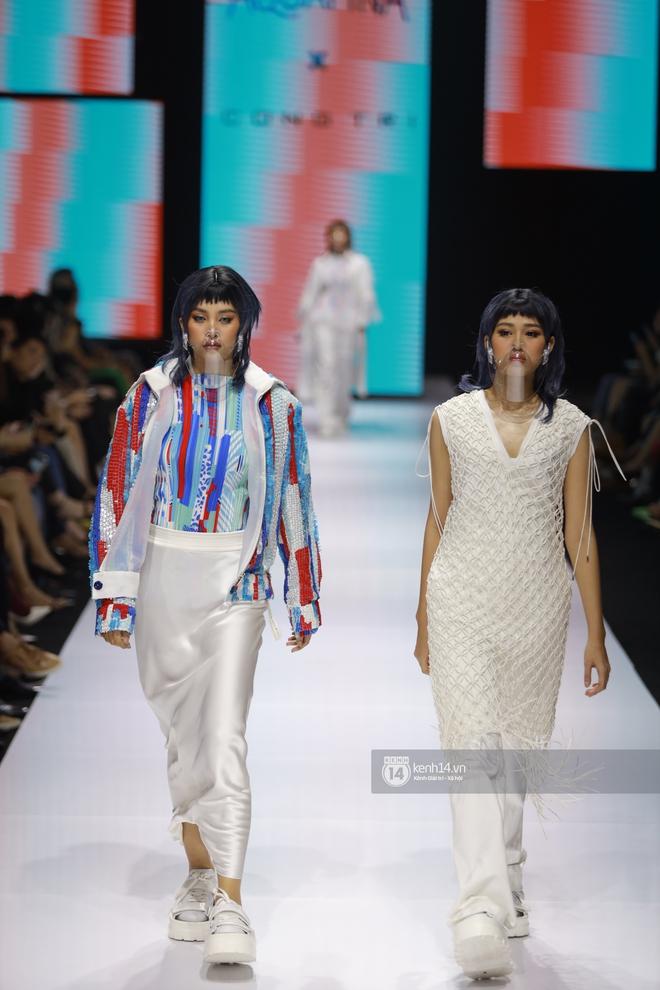 Trọn vẹn BST mới nhất của NTK Công Trí tại AVIFW 2020: Màn giao thoa đỉnh cao giữa High Fashion và Street Fashion - ảnh 1