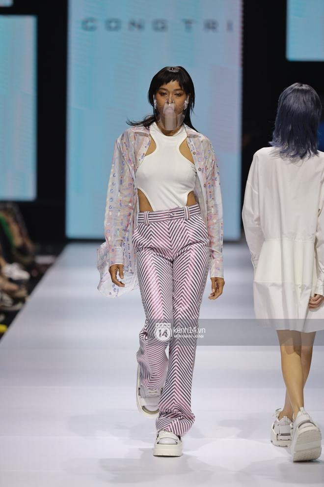 Trọn vẹn BST mới nhất của NTK Công Trí tại AVIFW 2020: Màn giao thoa đỉnh cao giữa High Fashion và Street Fashion - ảnh 9