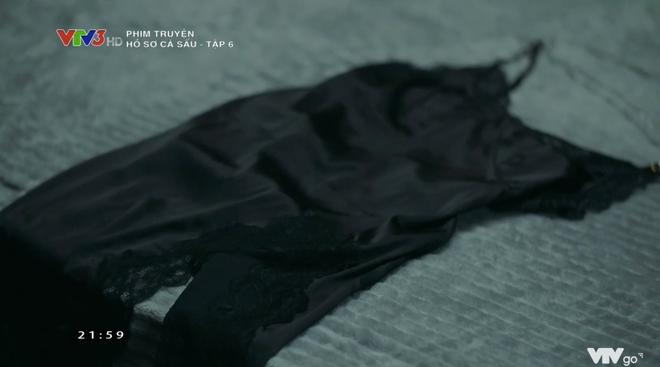 Kiều Anh ăn mặc trễ nãi, suýt chút nữa bị bồ cũ cưỡng bức ở Hồ Sơ Cá Sấu tập 6 - ảnh 14