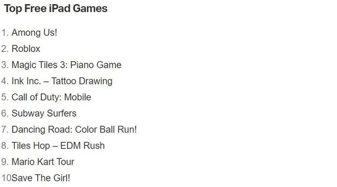 Khó tin: Trò chơi bị hắt hủi tại Việt Nam lại chiếm vị trí thứ 2 trong top 10 game được tải nhiều nhất trên App Store - ảnh 2