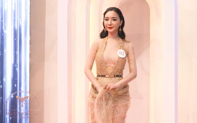 Sau khi tuyên bố anti Hương Giang, Đào Anh vẫn chễm chệ trên trailer của Đại Sứ Hoàn Mỹ 2020 - ảnh 2