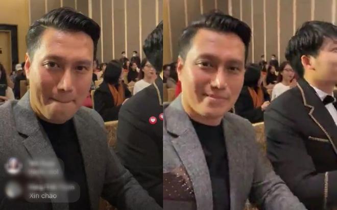Netizen muốn ngã ngửa vì nhan sắc của Việt Anh trên livestream, combo mặt đơ và mũi xiên vẹo 1 ngày trước vẫn không là gì? - ảnh 1