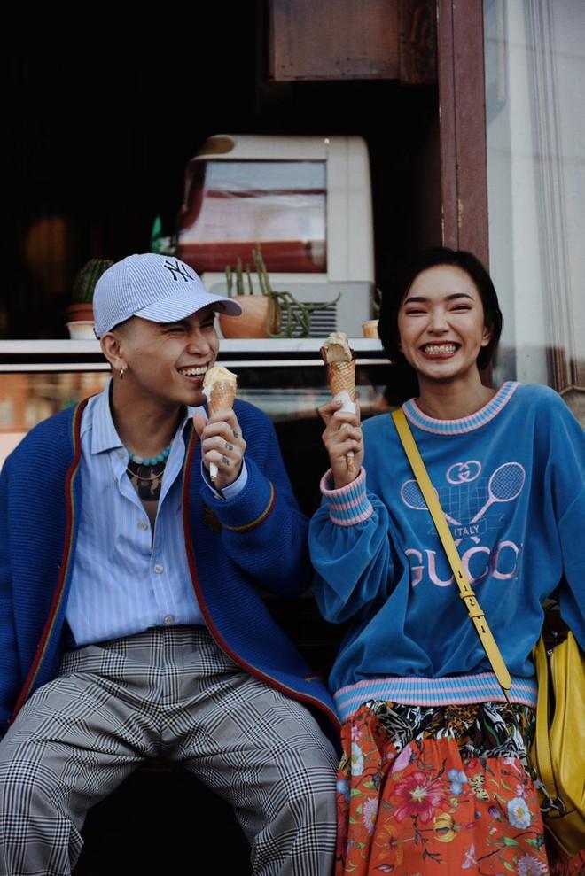 Decao đăng ảnh cười toe toét nhưng out nét sau khi bị phát hiện unfollow Châu Bùi, netizen lập tức suy đoán tâm trạng - ảnh 1