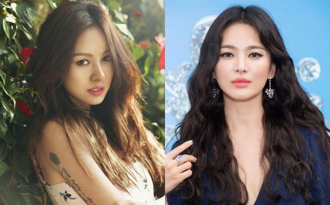 Bức ảnh gây lú nhất ngày: Netizen tranh cãi kịch liệt xem đây là Lee Hyori hay Song Hye Kyo, kết quả cuối cùng khiến tất cả bất ngờ - ảnh 3
