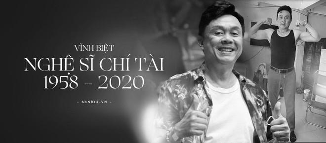Nghệ sĩ Chí Tài đột ngột qua đời vì đột quỵ, hưởng thọ 62 tuổi - Ảnh 2.