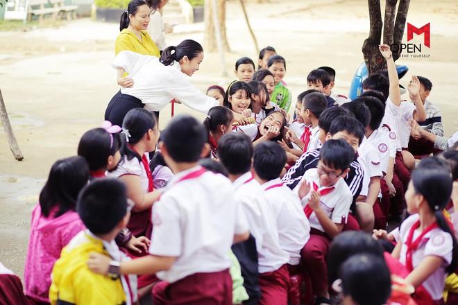 OpenM - Doanh nghiệp xã hội khao khát bảo vệ trẻ em khỏi những xâm hại bằng tư duy mới - Ảnh 2.