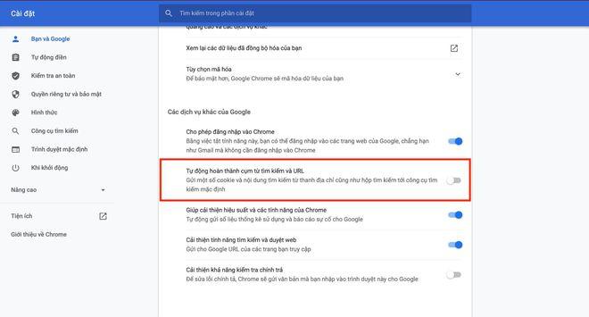 Khó chịu với lỗi gõ chữ trên thanh địa chỉ của Google Chrome? Đây là cách để bạn giải quyết dứt điểm ngay và luôn - Ảnh 6.