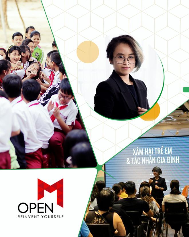 OpenM - Doanh nghiệp xã hội khao khát bảo vệ trẻ em khỏi những xâm hại bằng tư duy mới - Ảnh 1.