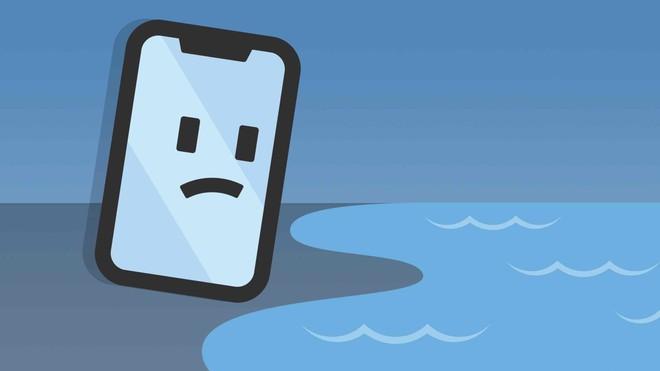 Đây là những việc bạn phải làm khi điện thoại bị rơi vào nước, tỷ lệ sống sót rất cao! - Ảnh 2.