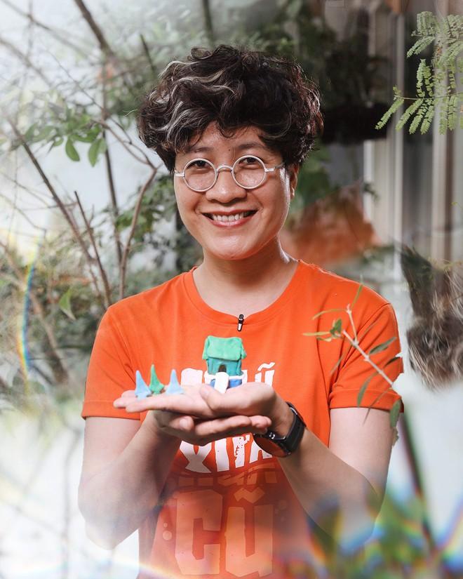 """Jang Kều, người phụ nữ đứng đằng sau dự án Nhà Chống Lũ: Từng từ chối 75 tỷ vì muốn thay đổi tư duy """"cho - nhận"""" trong từ thiện - Ảnh 1."""