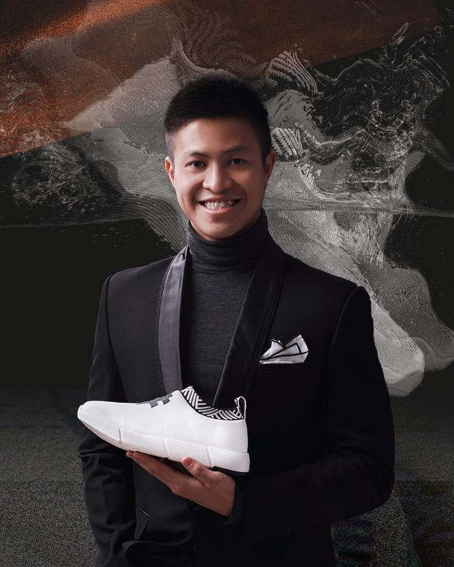 Jesse Khánh Trần và Sơn Chu: Bước ra thế giới với những đôi giày làm từ bã cafe và chai nhựa - Ảnh 6.