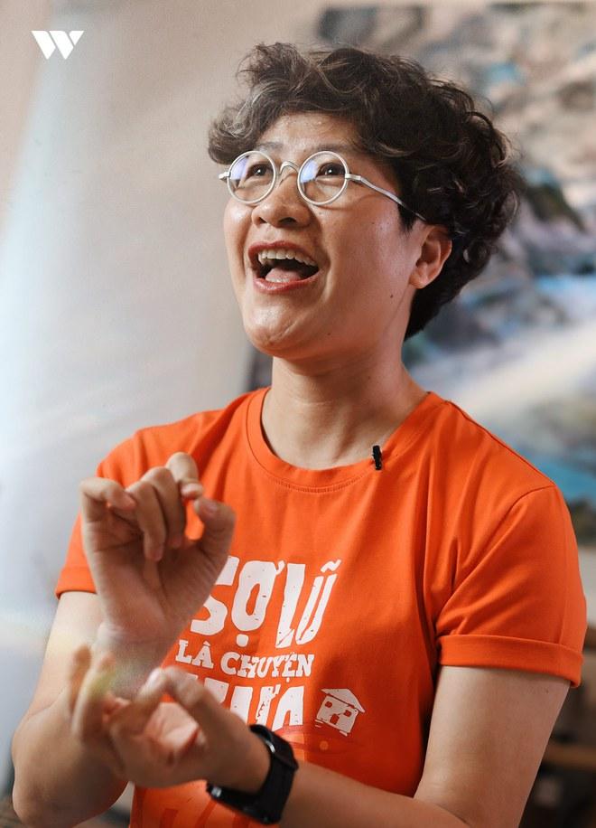 """Jang Kều, người phụ nữ đứng đằng sau dự án Nhà Chống Lũ: Từng từ chối 75 tỷ vì muốn thay đổi tư duy """"cho - nhận"""" trong từ thiện - Ảnh 23."""