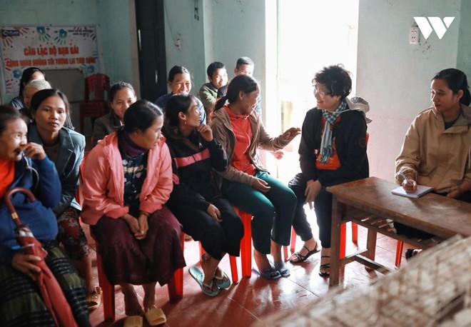 """Jang Kều, người phụ nữ đứng đằng sau dự án Nhà Chống Lũ: Từng từ chối 75 tỷ vì muốn thay đổi tư duy """"cho - nhận"""" trong từ thiện - Ảnh 18."""