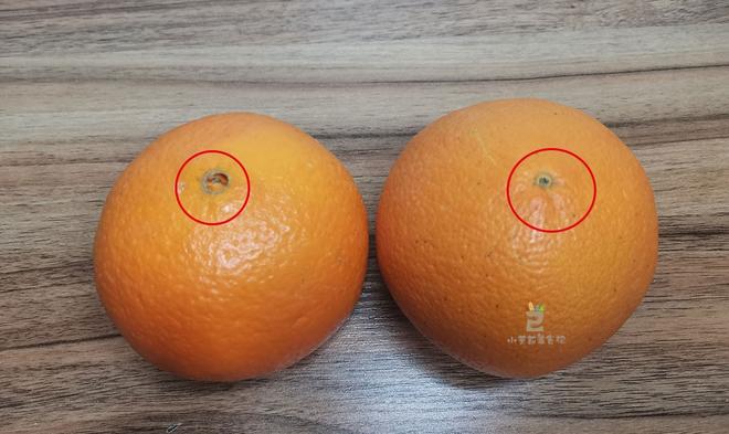 Mua cam nhớ chú ý tới 3 dấu hiệu đặc trưng để chọn được quả vừa ngon vừa mọng nước - ảnh 3