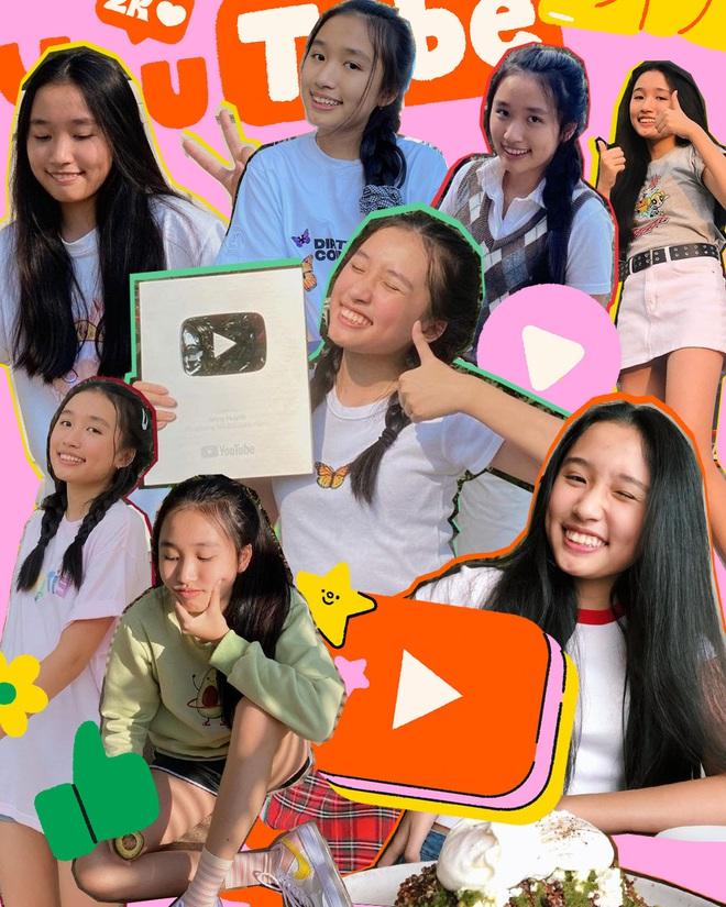 Jenny Huỳnh - Big city girl 15 tuổi đa năng, sở hữu kênh YouTube gần cả triệu subs - Ảnh 1.
