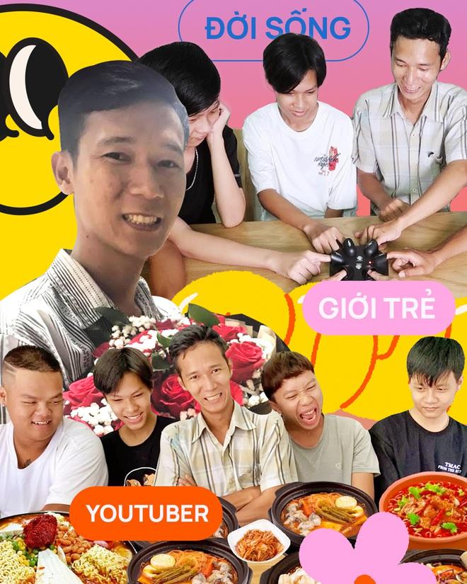 Lâm Vlog - Từ anh chàng nghỉ học từ lớp 11 đến YouTuber sở hữu 2 nút vàng YouTube - Ảnh 1.