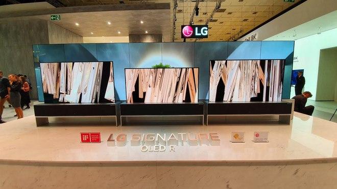 LG ra mắt concept TV màn hình cuộn trong suốt ngay trên giường, sản phẩm dành cho người chơi hệ có tiền - ảnh 4