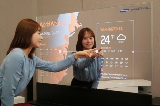 LG ra mắt concept TV màn hình cuộn trong suốt ngay trên giường, sản phẩm dành cho người chơi hệ có tiền - ảnh 2