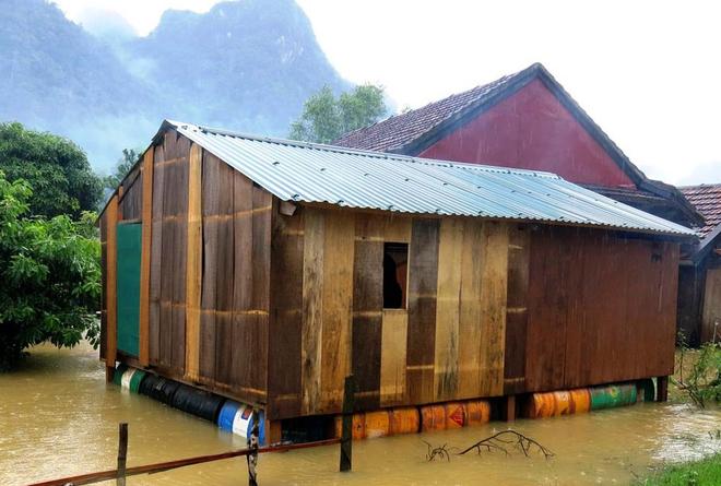 Dự án Nhà Chống Lũ: Những căn nhà an toàn sẽ tạo nên cuộc sống mới cho nhân dân vùng lũ - ảnh 2