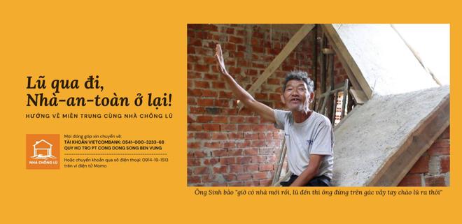Dự án Nhà Chống Lũ: Những căn nhà an toàn sẽ tạo nên cuộc sống mới cho nhân dân vùng lũ - ảnh 1