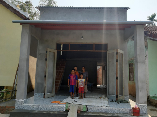Dự án Nhà Chống Lũ: Những căn nhà an toàn sẽ tạo nên cuộc sống mới cho nhân dân vùng lũ - ảnh 4