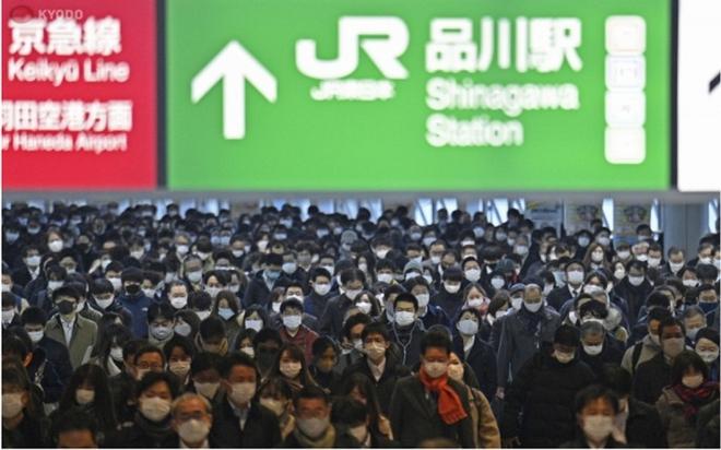 Nhật Bản tuyên bố mở rộng tình trạng khẩn cấp về Covid-19 thêm 7 tỉnh thành - ảnh 1