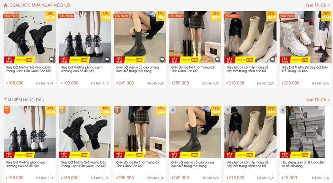 Nghiên cứu 3.000 review tìm ra 5 shop bán boots đỉnh của chóp giá dưới 300k - ảnh 2