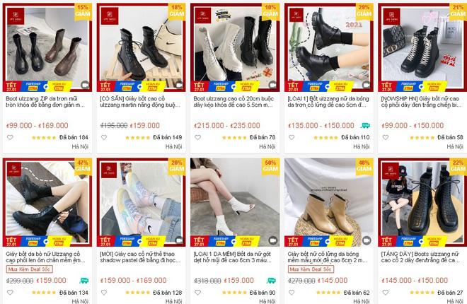 Nghiên cứu 3.000 review tìm ra 5 shop bán boots đỉnh của chóp giá dưới 300k - ảnh 14