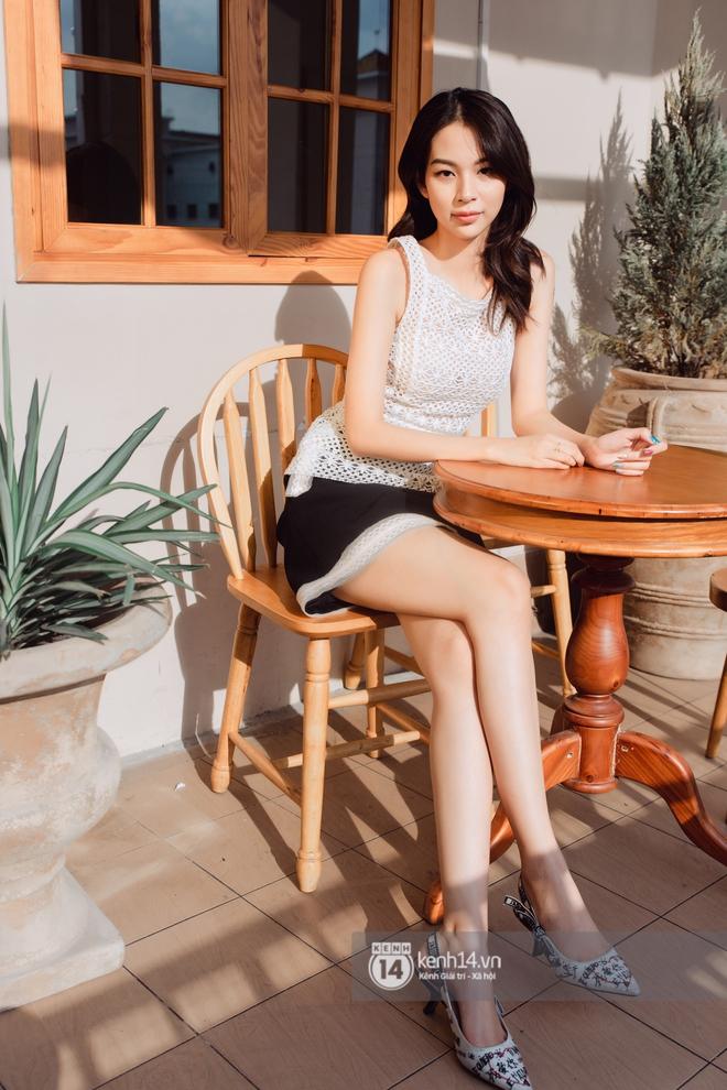 Phí Phương Anh: Tôi thần tượng và có rất nhiều thứ cần hỏi chị Chi Pu trên con đường âm nhạc của mình - Ảnh 2.